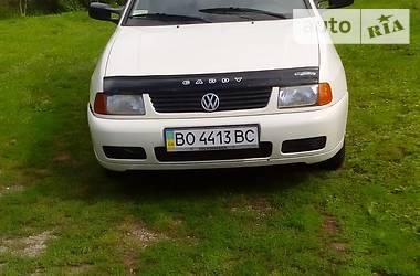 Volkswagen Caddy груз. 1999