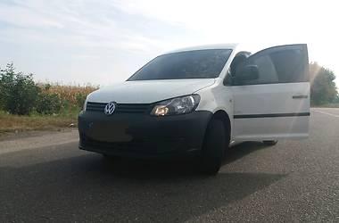 Volkswagen Caddy груз. 2011 в Полтаве