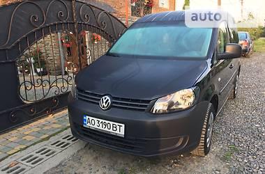 Volkswagen Caddy груз. 2014 в Ужгороде