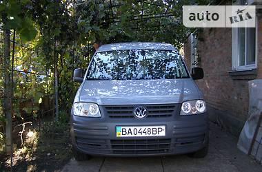 Volkswagen Caddy груз. 2006 в Долинской