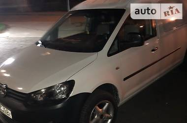 Volkswagen Caddy груз. 2011 в Луцке