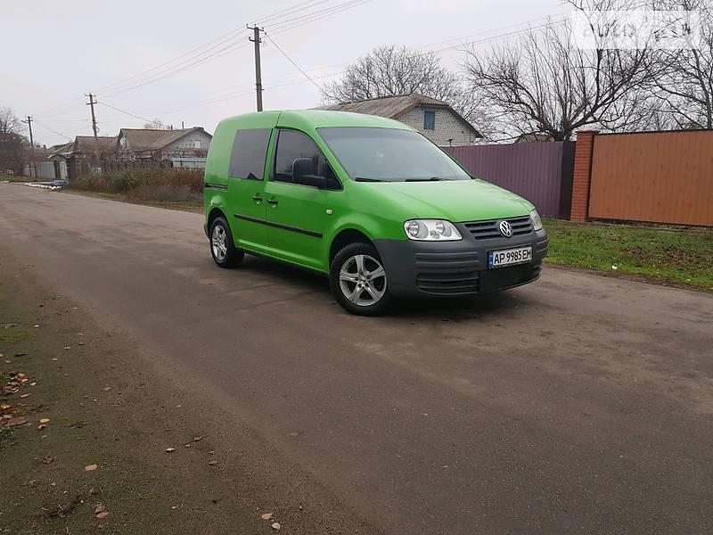 Volkswagen Caddy груз. 2005 в Днепрорудном
