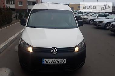 Volkswagen Caddy груз. 2012 в Киеве