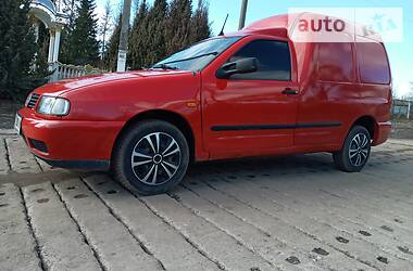Volkswagen Caddy груз. 2002 в Бучаче