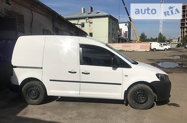 Volkswagen Caddy груз. 2012 в Львове