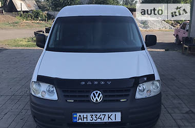 Volkswagen Caddy груз. 2010 в Доброполье