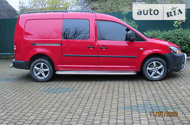 Volkswagen Caddy груз. 2014 в Ковеле