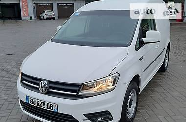 Volkswagen Caddy груз. 2017 в Луцке