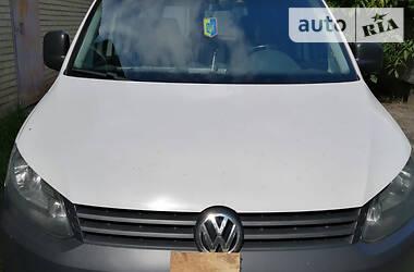 Легковий фургон (до 1,5т) Volkswagen Caddy груз. 2012 в Києві