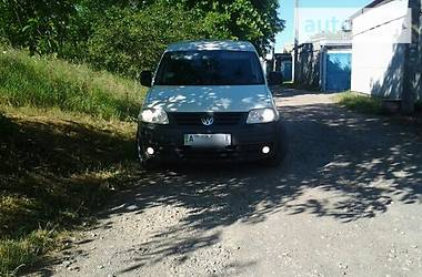 Volkswagen Caddy пасс. 2008 в Ивано-Франковске