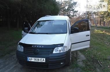 Volkswagen Caddy пасс. 2009 в Акимовке