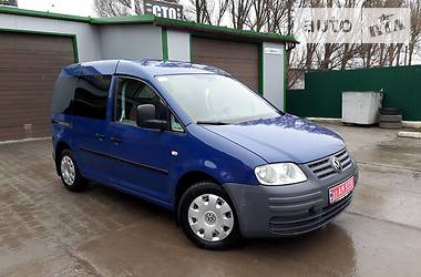Volkswagen Caddy пасс. 2.0 А/С. 2005