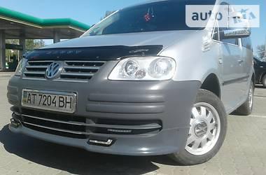 Volkswagen Caddy пасс. 2005 в Івано-Франківську