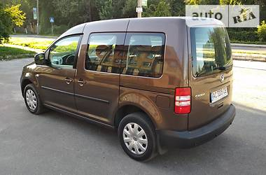 Volkswagen Caddy пасс. 2013 в Львове