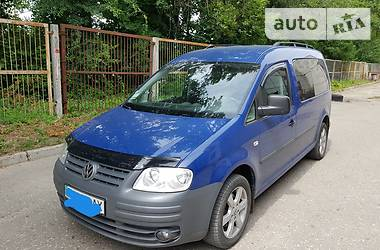 Volkswagen Caddy пасс. 2009 в Харькове