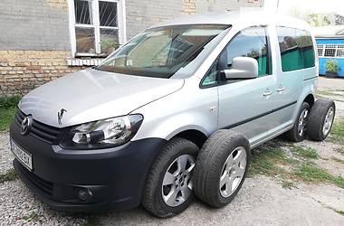 Volkswagen Caddy пасс. 2011 в Шостке