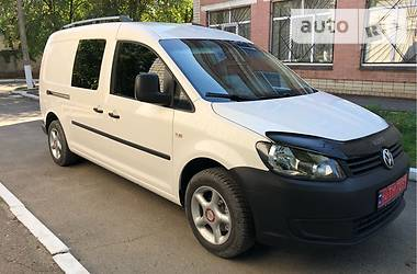 Volkswagen Caddy пасс. 2014 в Херсоне