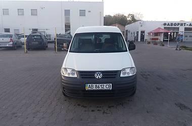 Volkswagen Caddy пасс. 2008 в Виннице
