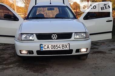 Volkswagen Caddy пасс. 2002 в Звенигородке