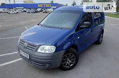 Volkswagen Caddy пасс. 2006 в Житомире