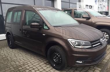 Volkswagen Caddy пасс. 2018 в Тернополе