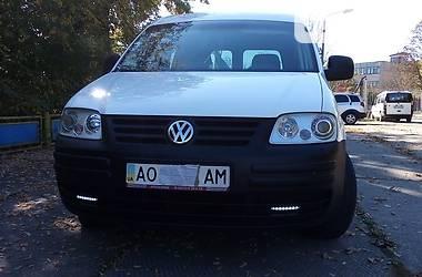 Volkswagen Caddy пасс. 2006 в Ужгороде