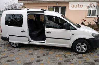 Volkswagen Caddy пасс. 2012 в Запорожье