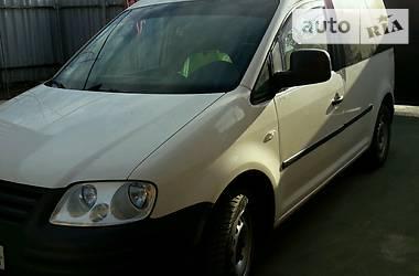 Volkswagen Caddy пасс. 2009 в Сумах