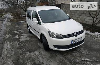 Volkswagen Caddy пасс. 2012 в Каменском