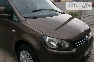 Volkswagen Caddy пасс. 2013 в Каховці