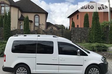 Volkswagen Caddy пасс. ОРИГИНАЛ ПАСС ЛОНГ