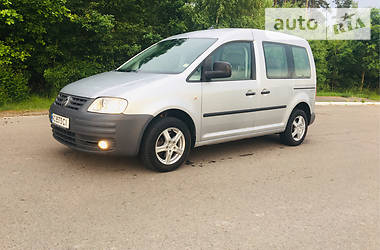Volkswagen Caddy пасс. 2008 в Ковеле