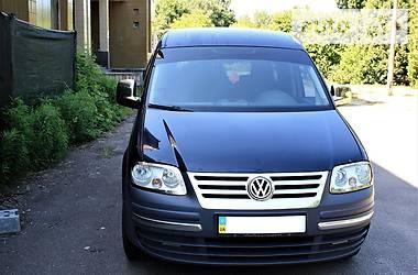 Volkswagen Caddy пасс. 2006 в Києві