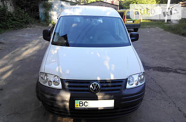 Volkswagen Caddy пасс. 2007 в Дрогобыче