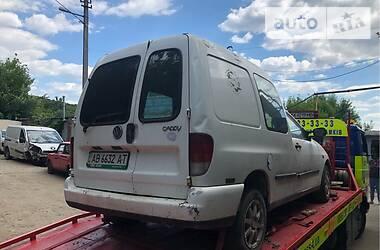 Volkswagen Caddy пасс. 2001 в Киеве