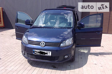 Volkswagen Caddy пасс. 2013 в Сарнах