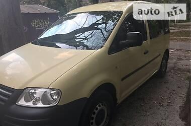 Volkswagen Caddy пасс. 2006 в Киеве