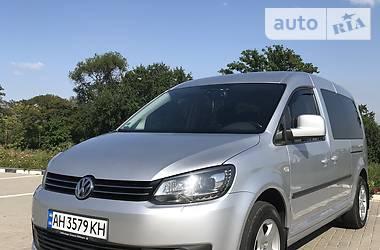 Volkswagen Caddy пасс. 2013 в Донецке