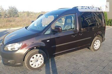 Volkswagen Caddy пасс. 2011 в Стрые