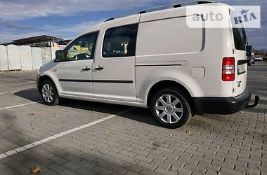 Volkswagen Caddy пасс. 2012 в Коломые