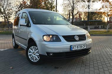 Volkswagen Caddy пасс. 2007 в Коломые