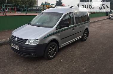 Volkswagen Caddy пасс. 2005 в Бердичеве