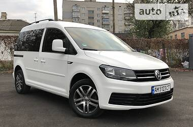 Volkswagen Caddy пасс. 2018 в Бердичеве