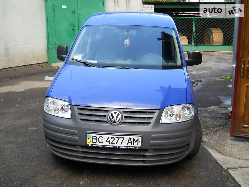 Volkswagen Caddy пасс. 2008 в Львові