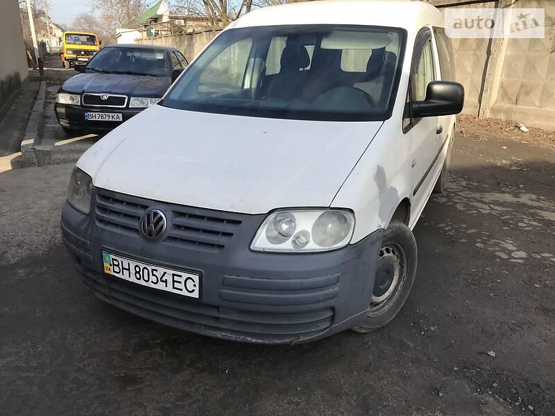 Volkswagen Caddy пасс. 2004 в Одессе