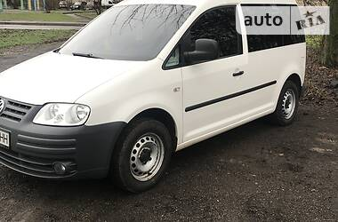 Volkswagen Caddy пасс. 2008 в Кривом Роге
