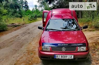 Volkswagen Caddy пасс. 1997 в Киеве