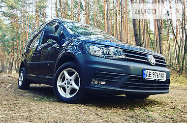 Volkswagen Caddy пасс. 2016 в Ирпене