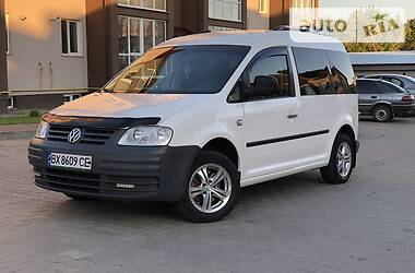 Volkswagen Caddy пасс. 2004 в Хмельницком