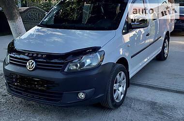 Volkswagen Caddy пасс. 2012 в Пирятине